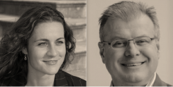 IIAR German Chapter leads: Yvonne Kaupp / Retarus ; Simon Jones / Destrier Communications