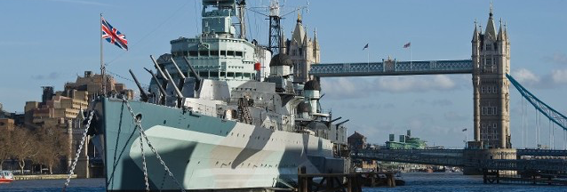 HMS Belfast IIAR summer party 2016