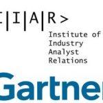 Gartner IIAR logos
